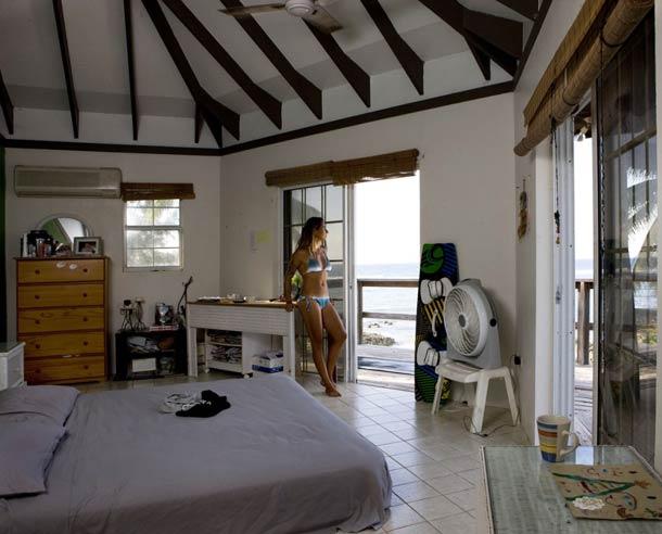 Virginia, 28 ans – Cayman Islande