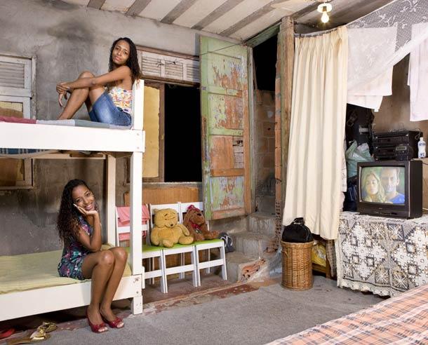Ane et Jessica, 20 ans – Rio de Janeiro Bresil