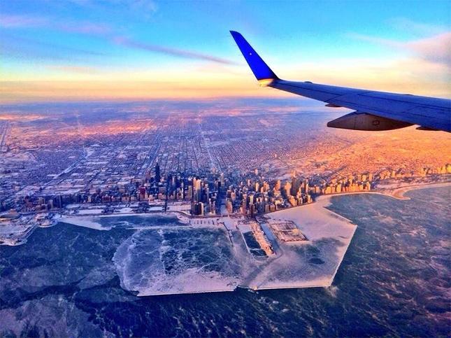 Froid polaire à Chicago-1