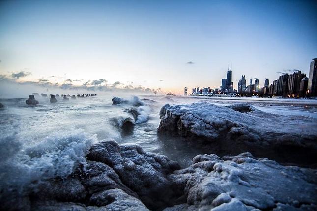 Froid polaire à Chicago-4