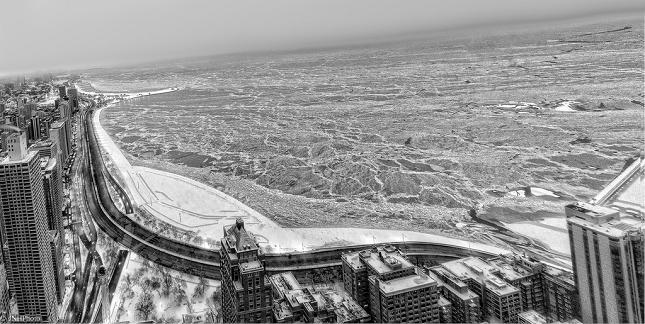 Froid polaire à Chicago-8