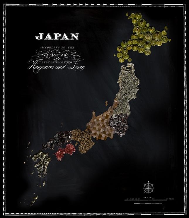 Japon-Nouriture-carte