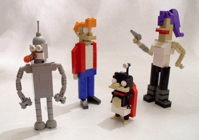 LEGO-Futurama