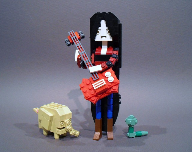 LEGO-Marceline-and-Tree-Trunk
