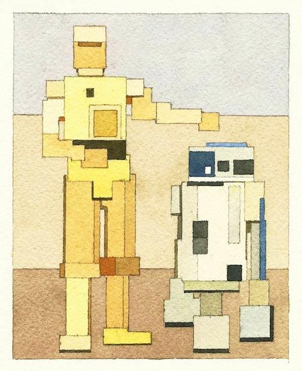 aquarelles-Atari-Nintendo-11