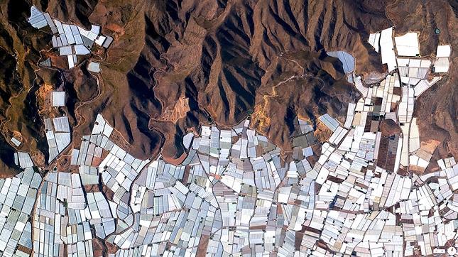 Greenhouses - Almeria  Espagne