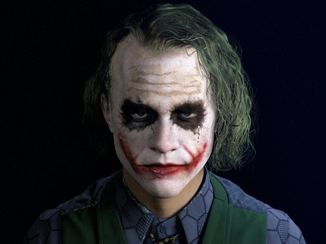 Heath Ledger par Max Edwin Wahyud