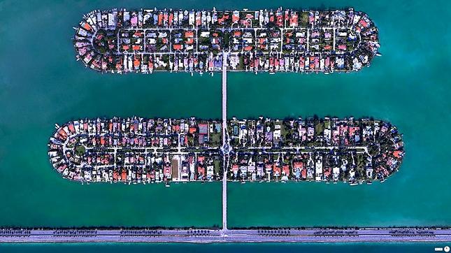 Palm Island -Miami Beach