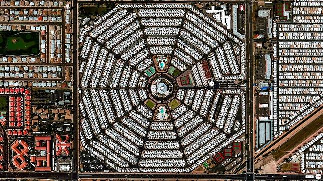 Venture Out RV Resort- Mesa- Arizona- USA