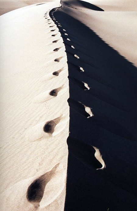 Light and shade at Grand Sand Dunes -Jeff Dejoannis