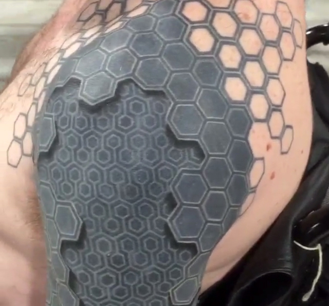 tatouage en 3 dimensions2