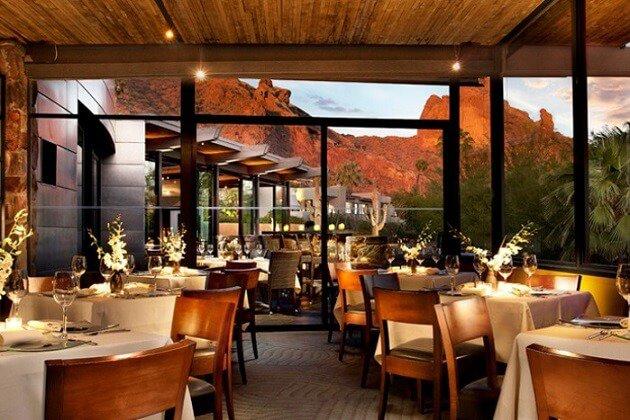 Restaurant-insolite-Elements, Scottsdale, USA