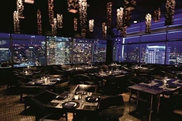 Restaurant-insolite-WP24 by Wolfgang Puck, Los Angeles, USA
