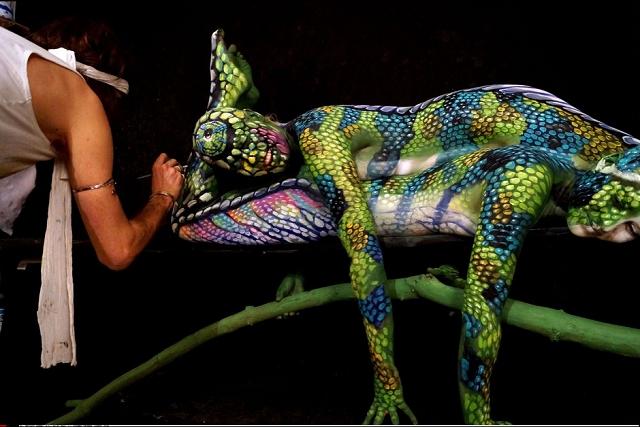 peinture-corps-animal-cameleon-5