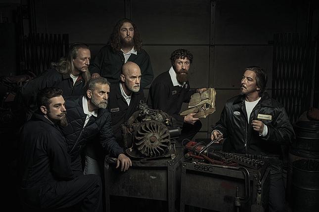 La Leçon d'anatomie du Docteur Pulp, Rembrandt