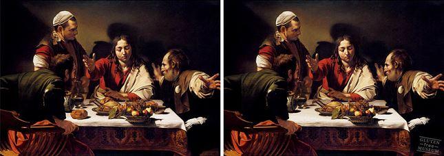 Caravaggio-sans-gluten