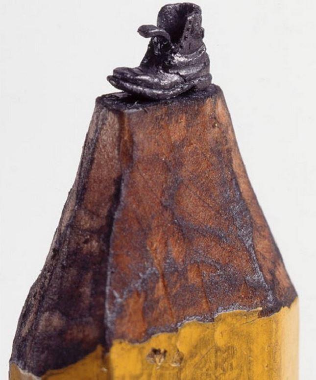 Sculpture-mine-crayon-Dalton-Ghetti-6