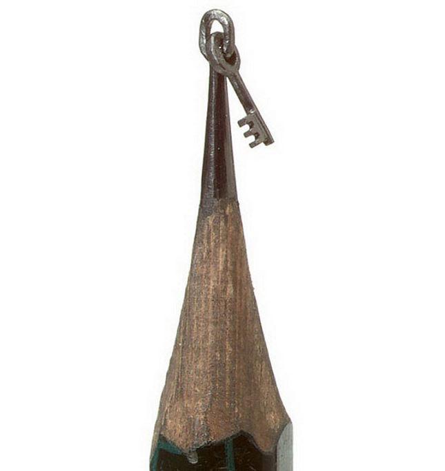 Sculpture-mine-crayon-Dalton-Ghetti-9