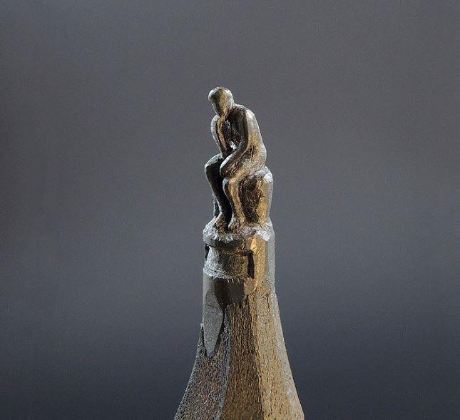 Sculpture-mine-crayon-Jasenko-Ðordevic-3