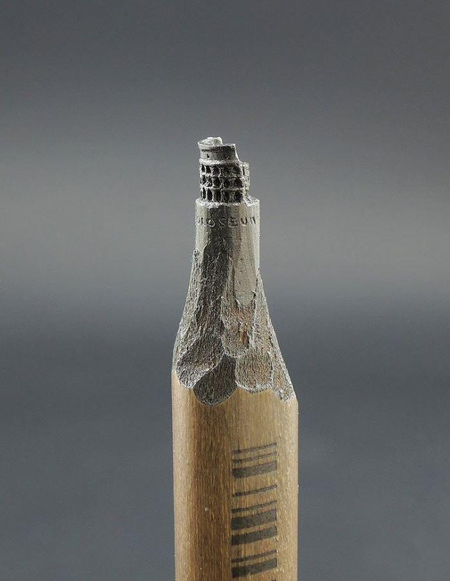 Sculpture-mine-crayon-Jasenko-Ðordevic-7