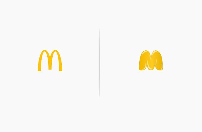 Logos Mcdonald's