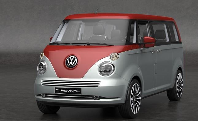 combi Volkswagen T1- nouveau model-2