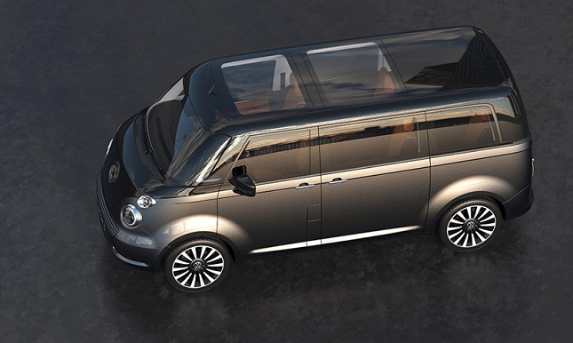 combi Volkswagen T1- nouveau model-4