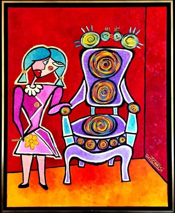 peintre mediumnique - Anne Torrisi002