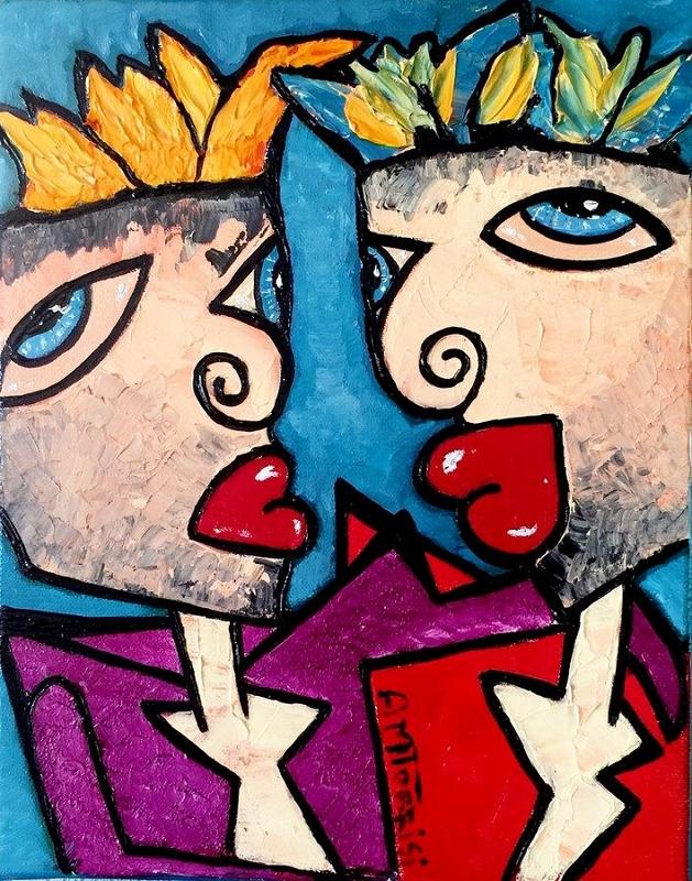 peintre mediumnique - Anne Torrisi011
