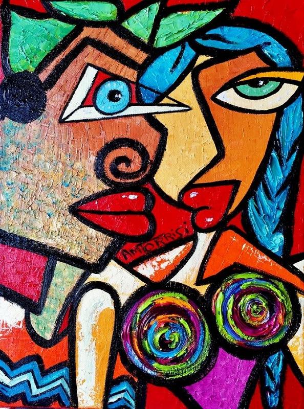 peintre mediumnique - Anne Torrisi014