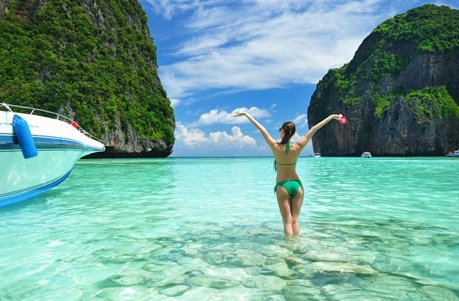 les magnifiques plages thailandaises