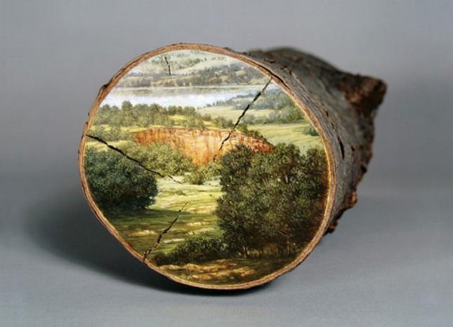 peinture-arbre-souche-tronc-6
