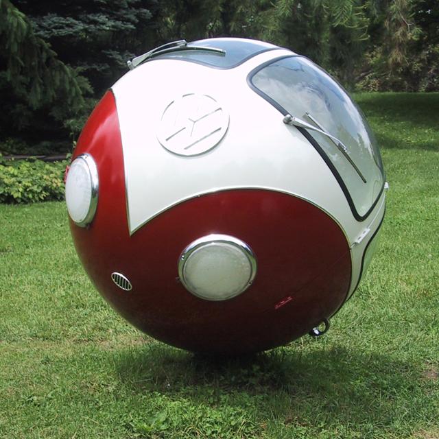 Voiture-Volkswagen-boule-Sphere-1