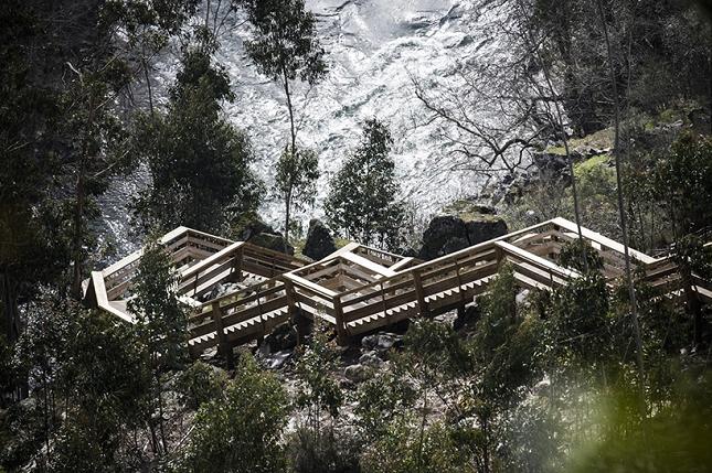excurtion -Portugal-passerelle en bois9