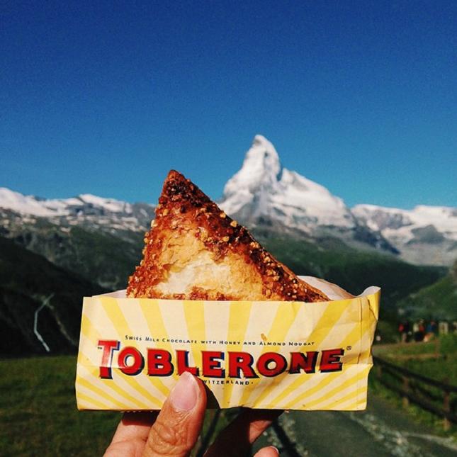 Toblerone - Suisse