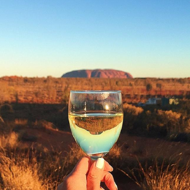 Vin Blanc Australie