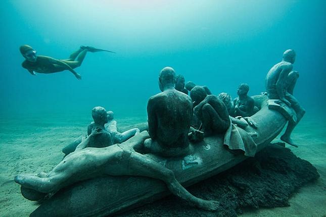 Musée aquatique 2