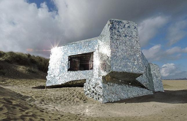 blockhaus-Bunker-Miroir-Oeuvre-detournement-10