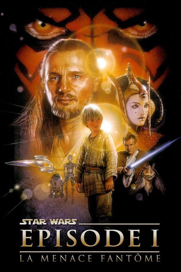 La Menace fantôme de George Lucas, sorti en 1999